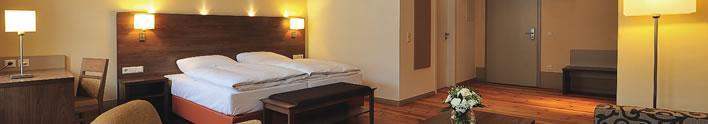 <span>Rundblick unserer Zimmer