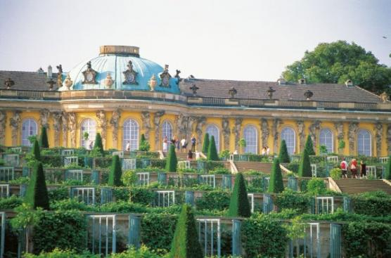 Prussian Palaces and Gardens