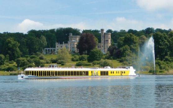 Cruise in Potsdam