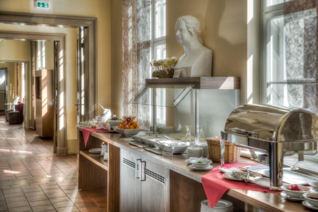 Genießen Sie unser exklusives und vielfältiges Frühstücksangebot in unserem Hotel. Für Langschläfer sogar bis 10:30 Uhr