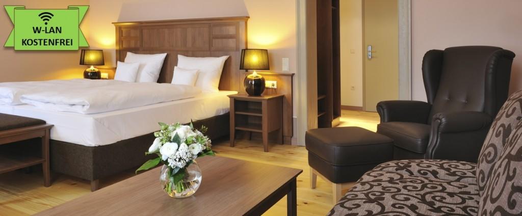 Kostenfreier WLAN-Hotspot. Bequem vom Bett oder der Couch jederzeit online sein.